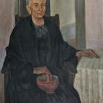 Ritratto di Nina Graziani, 1938 (Collezione privata)