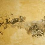 La mietitura ad Anticoli Corrado, 1995 (collezione privata)